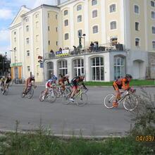 Založení tradice GP RACIO cyklistického závodu v Břeclavi