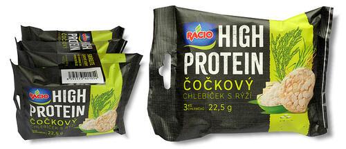 High Protein - čočka s rýží