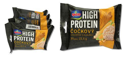 High Protein - čočka s kukuřicí