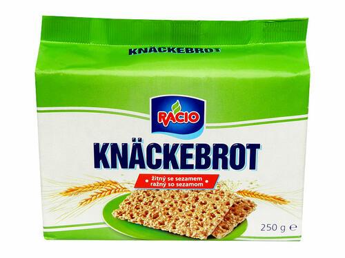 Knäckebrot - žitný  se sezamem
