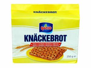 Knäckebrot with high-fiber