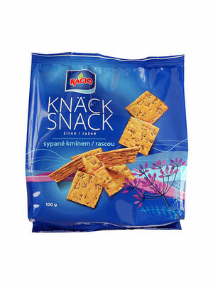 Knäck Snack with caraway