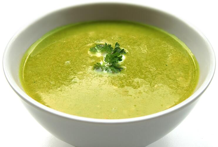 Kulihrášková polévka RACIO